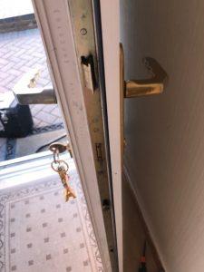 UPVC specialist locking mechanism repair